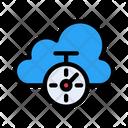 Stopwatch Deadline Cloud Icon