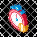 Stopwatch Ball Sport Icon
