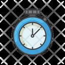 Stopwatch Timer Deadline Icon