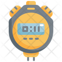 Stopwatch Gym Fitness Icon