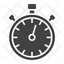 Stopwatch Fitness Sport Icon