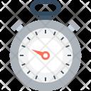 Stopwatch Clock Chronometer Icon