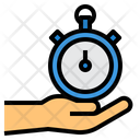 Stopwatch Timer Time Management Icon