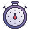 Stopwatch Timer Limit Icon