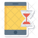 Stopwatch Timer Mobile Icon