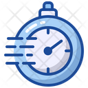 Stopwatch Time Minute Icon