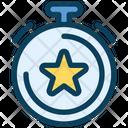 Stopwatch Timer Clock Icon