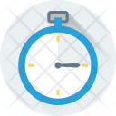 Chronometer Timepiece Timekeeper Icon