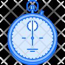 Stopwatch Sport Training Icon