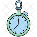 Stopwatch Health Lifestyle Icon