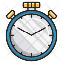 Campaign Timing Stopwatch Icon