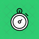 Stopwatch Timer Count Icon