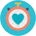 Stopwatch Time Tracking Icon