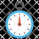 Stopwatch Timepiece Chronometer Icon