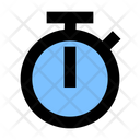 Stopwatch Time Deadline Icon