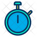 Measure Speed Time Icon