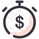 Finance Chronometer Chronometer Timepiece Icon