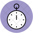 Stopwatch Chronometer Counter Icon