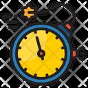 Stopwatch Bomb Icon