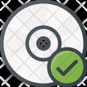 Storage Drive Check Icon