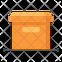 Storage War House Box Storage Icon