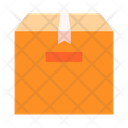 Storage Packaging Delivery Box Icon