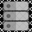 Storage Folder Data Icon