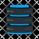Storage Data Database Icon