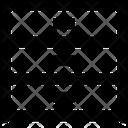 Storage Furniture Drawer Icon