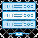 Storage Server Datacenter Icon