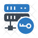 Storage Key Lock Icon