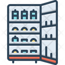 Storage Stock Goods Icon