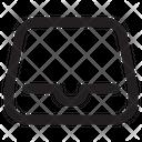 Storage Box Archive Icon