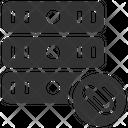 Attachment Clip Pin Icon