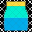 Storage Bottle Icon