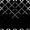Storage Box In Icon