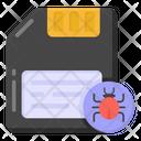Storage Bug Icon