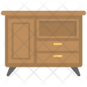 Storage Cabinet With Icon