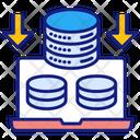 Storage Capacity Icon