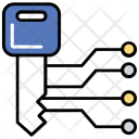Storage Capacity Data Icon