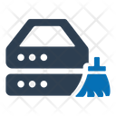 Storage cleaner Icon