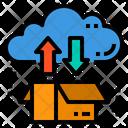 Storage Cloud Icon