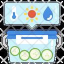 Storage Condition Icon
