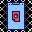 Smatphone File Icon