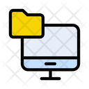 Folder Files Computer Icon
