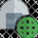 Storage Globe Icon