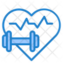 Storage Heart Icon