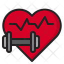 Storage Heart Icon