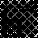 Factory Digitalization Datanomics Icon