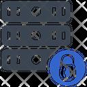 Closed Lock Secure Icon